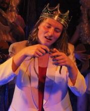 Der Teufel mit den drei goldenen Haaren - König - Robert Steffen